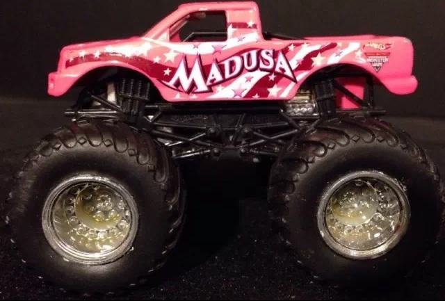 Ausmalbild Madusa Monster Truck: COLLECTIBLES COLUMN: Spotlight On WWE Hall