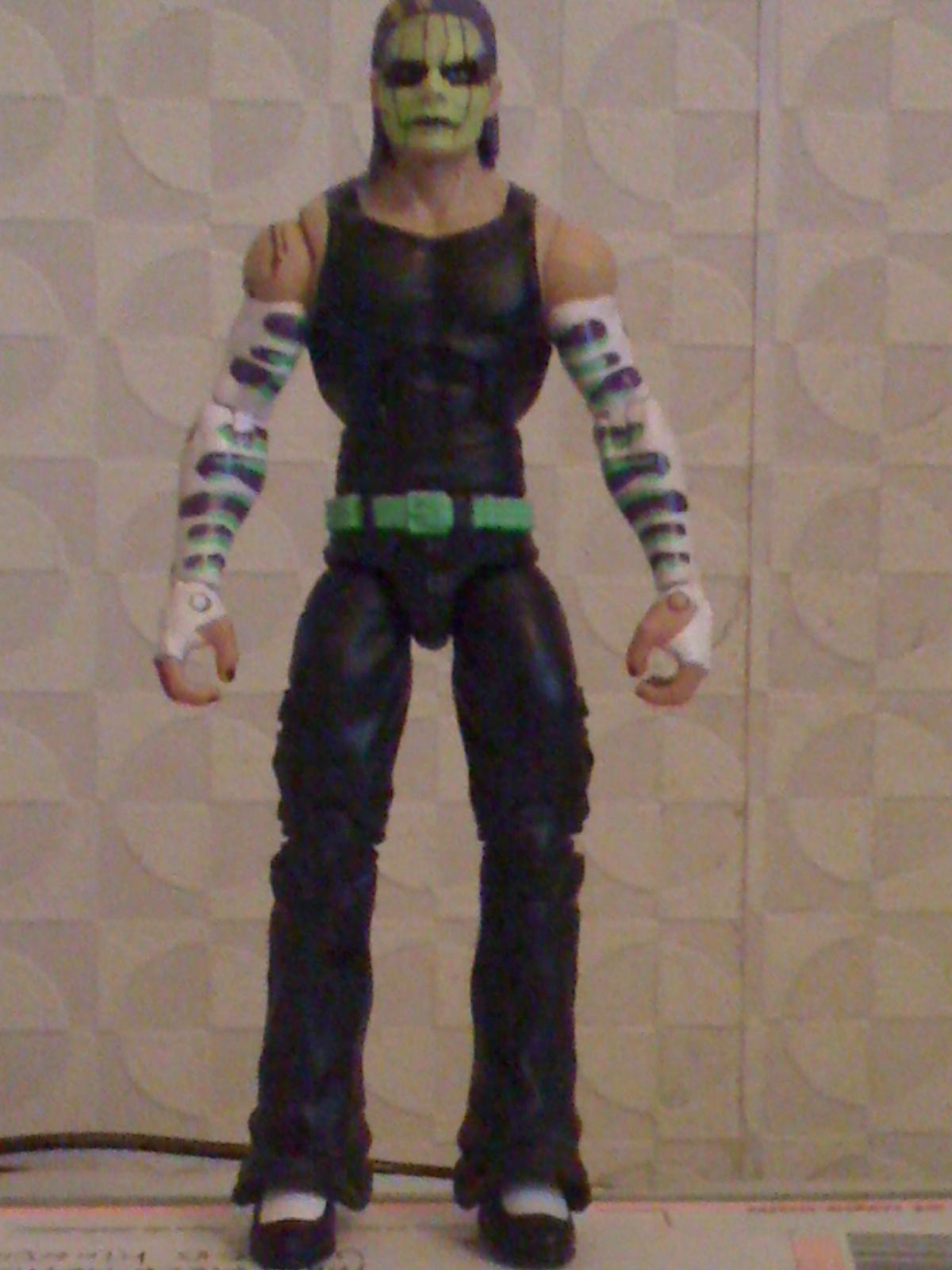 Action Figure Spotlight - Unreleased Mattel Jeff Hardy Figure And More IMG_1241