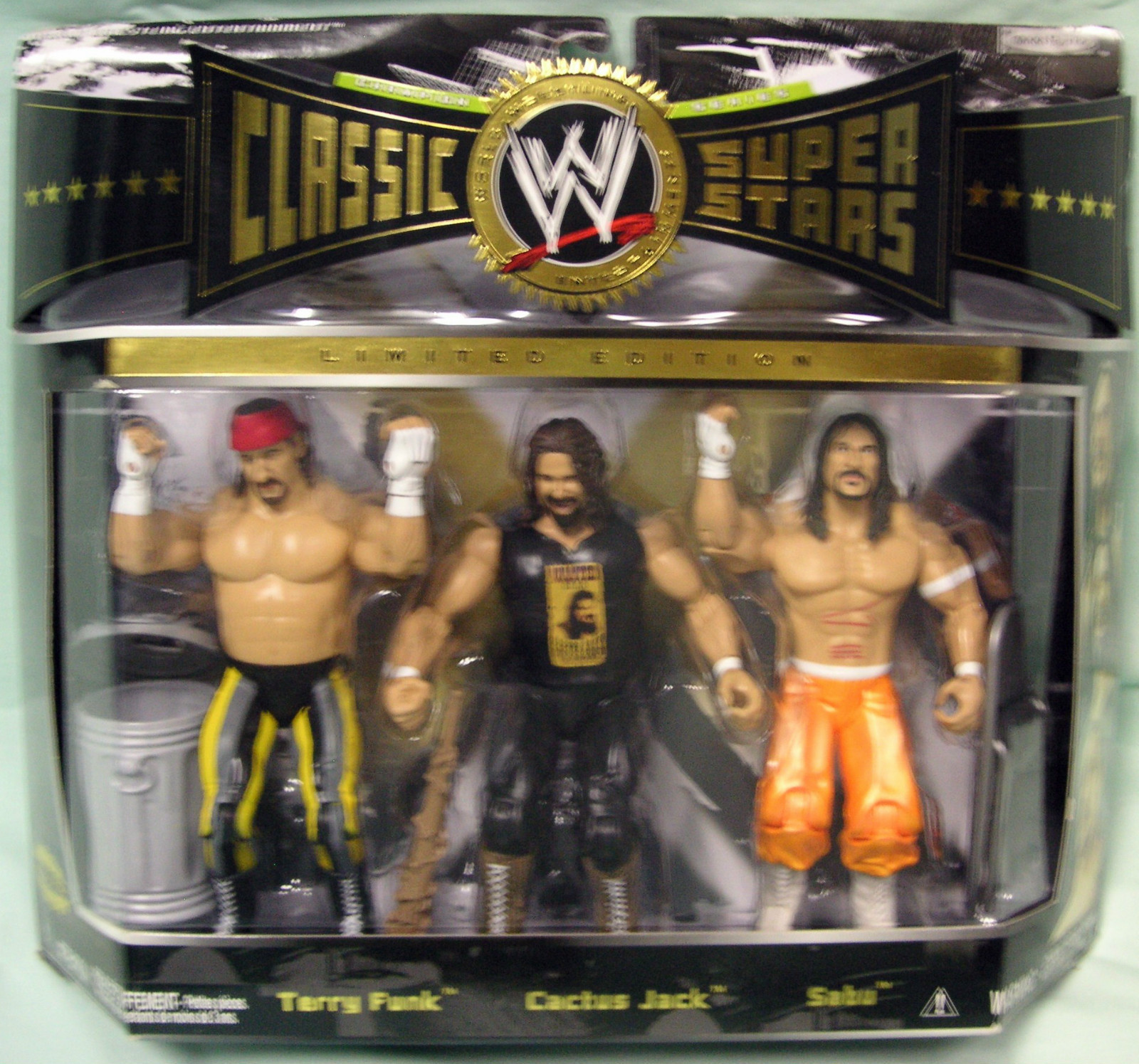 Collectibles Column New Top 5 Feature On Ecw Alumni Figs