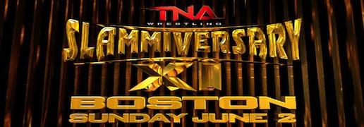 Inicia el Show. Video de introducción de Slammiversary. 1) Ultimate X