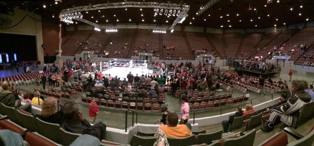 PWTorch.com - SHOW RESULTS - 3/28 TNA in Lincoln, Neb ... Joe Freeman Coliseum